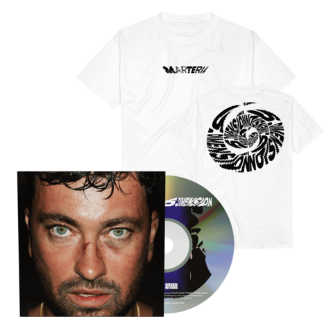 5. Dimension (Digipack + T-Shirt) by Marteria - CD-Bundle - shop now at Marteria 5te Dimension store